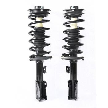 For 2010 2011 2012 2013-2016 Chevy Equinox Front Pair Complete Shocks & Struts