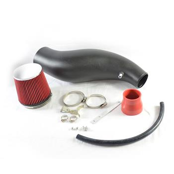 """6"""" Intake Pipe with Red Air Filter for 1992-2000 Honda Civic"""