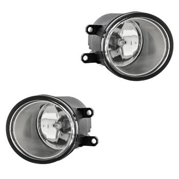 For 2012-14 Toyota Camry Fog Lights Clear Lens w/H11 Bulb Wiring harness Switch