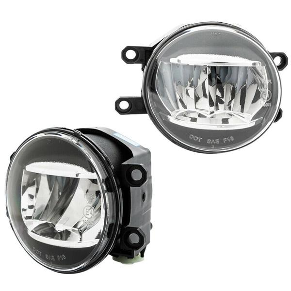 For 2018 Toyota Camry Fog Lights Lamps w/ Wiring Switch Left&Right