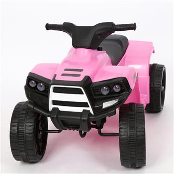 Kids Ride On Car ATV Four 4 Wheels Battery Powered with LED