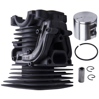 47mm Cylinder and piston kit fits for Husqvarna 455, 460 Replaces 537 32 04-02