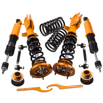 4pcs Coilover Shocks Kits for Ford Mustang 2005 2006 2007 2008 2009 2010-2014