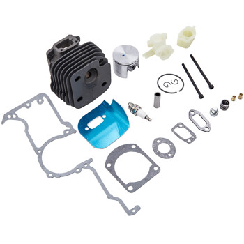 52mm Cylinder Piston Big Bore Kit For Husqvarna 272 268 Chainsaw Plated