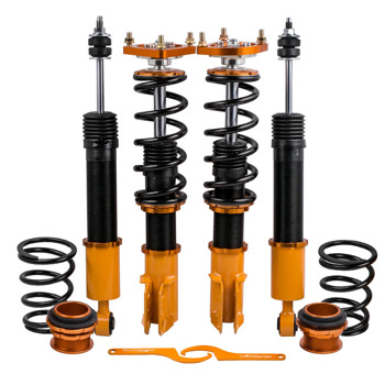Coilovers for Ford Mustang 4th 94-04 Adjustable Height & Mounts Shocks Struts