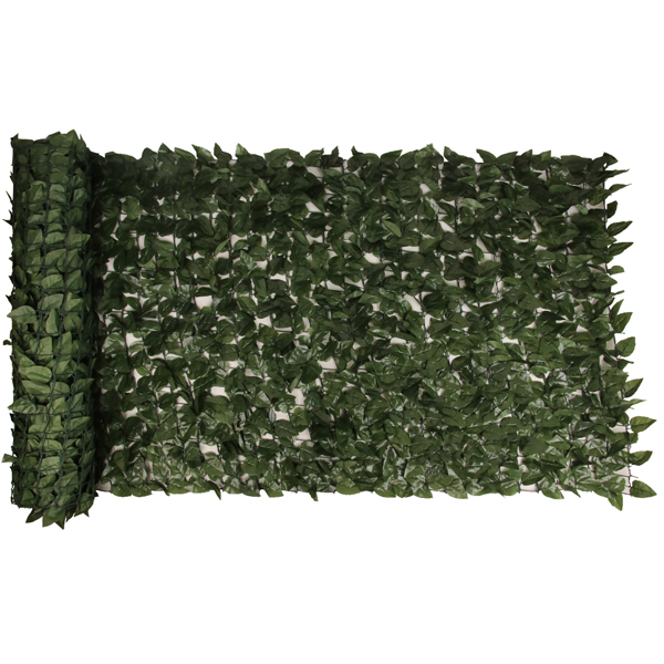 Artificial Fence 1m * 3m Maple Leaf Fence (952 Leaves)