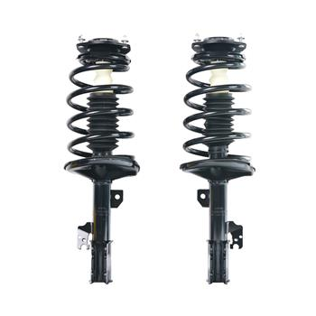 For Toyota Sienna 2004 05 2006 (AWD) Front 2 Pcs Shocks Struts & Coil Spring Set