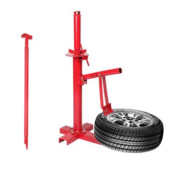 Manual Tire Changer Red