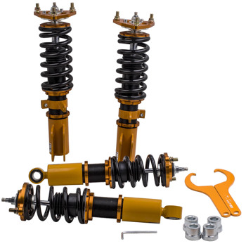 Complete Coilovers for mitsubishi Lancer & Raliant (CY2A/CZ4A) 2008-2016