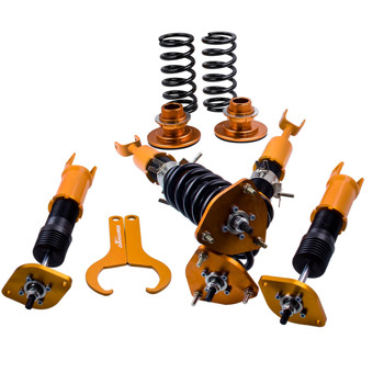 4Pcs Coilovers Struts for Nissan 350Z Z33 2003-2008 For Infiniti G35 Shock Absorbers