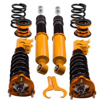 4x Coilovers Suspension Kits For Honda Civic MK8 8th Gen. 2006-2011 Adj. Height