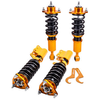 Coilovers Coils Kit for Mitsubishi Lancer 2008-2016 2.0L Shocks Absorbers