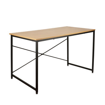one Piece, Computer Wooden Table,Brown