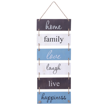 30*1.5*81cm Artisasset Rectangle Wood Wall Sign can be Hung Wall Hanging