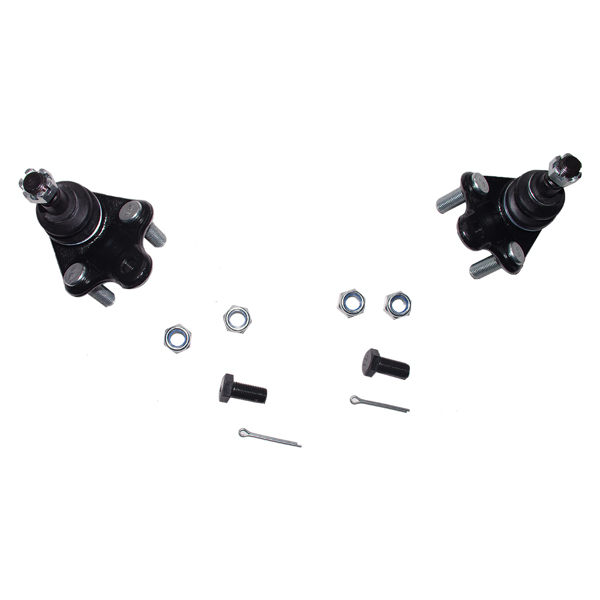 Front Lower Control Arms Ball Joints Sway Bar Toyota Corolla Control Arms 6p Kit