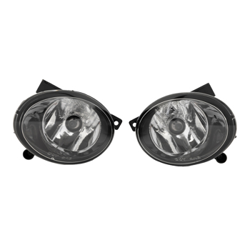 For VW Jetta 11-14 Bumper Driving Fog lights Lamps   Wiring Switch Kit Clear