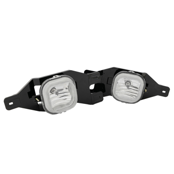 FOR 99-04 FORD F250 F350 F450 SUPER DUTY EXCURSION CLEAR LENS FOG LIGHT LAMPS