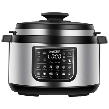 Household 8L Oval LED Display High Pressure Cooker.Prohibit shelves in the Amazon