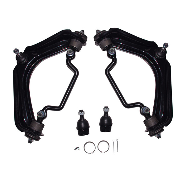 4pc Front Upper Control Arm & Lower Ball Joint 2002 2003 2004 2005 Ford Explorer