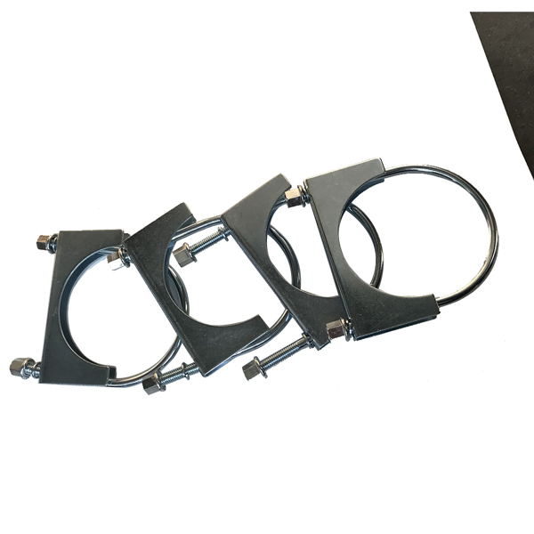 """4"""" Turbo Back Exhaust & Down Pipe 03-07 Ford F250 F350 6.0L Diesel Pickup Truck"""