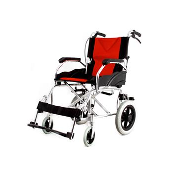 Wheelwing ultra lightweight Aluminium Travel Wheelchair Fully Folding Portable Transit Travel Chair Transport