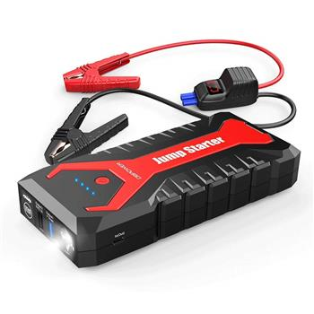 DBPOWER 2000A 20800mAh Portable Car Jump Starter (up to 8.0L Gas/6.5L Diesel Engines) Auto Battery Booster Pack  (The product has a risk of infringeme
