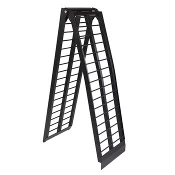 10ft Aluminum ATV Truck Loading Ramp Motorcycle Harley 900 lbs Capacity