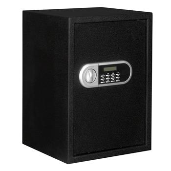 Home Use Electronic Password Steel Plate Safe Box 13.8*13*19.7""