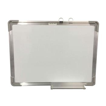 Single Sided Magnetic Dry-Erase Whiteboard with Marker & Eraser & 2pcs Magnets 40*30cm