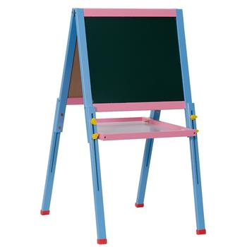 HB-C90 Small Color Easel Children's Lifting Easel