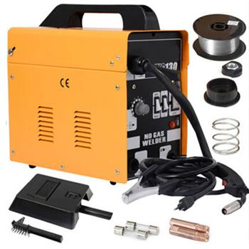 MIG-130 Powerful PVC Welding Machine UK Plug Yellow