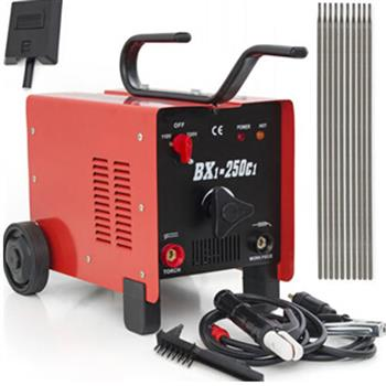 BX1-250C1 Powerful PVC Welding Machine UK Plug Red