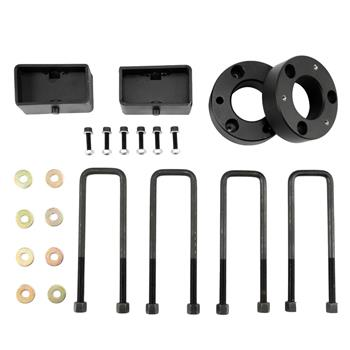 """2.5"""" Front and 2"""" Rear 提升件 for Chevy Silverado Sierra GMC"""