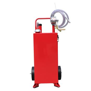 30 Gallon Manual Gas Caddy Red
