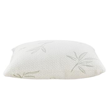 1pc Gel Particle Crushed Cotton Pillow Queen