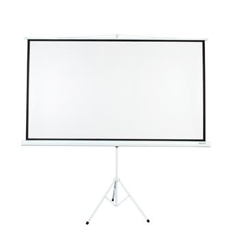 Leadzm 84 INCH 16:9 HD Portable Pull Up Projector Screen Home Theater   Stand Tripod