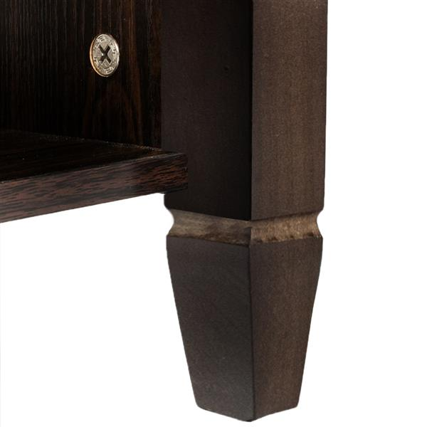 Lift Top Coffee Table Modern Furniture Hidden Compartment and Lift Tabletop Brown