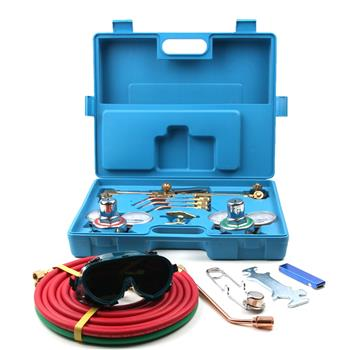Portable Professional Welding & Cutting Kit Blue