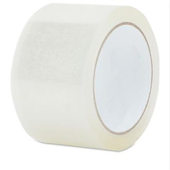 18 Rolls of 1.9-inch x 110 Yards Clear Tape - Packing Tape 2-Mil Thickness