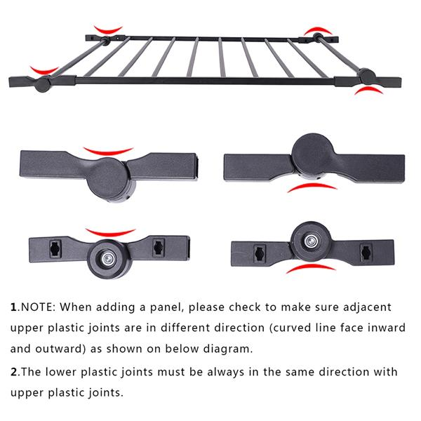 Five Wrought Iron Fences Fireplace Fences (Wall Irons)