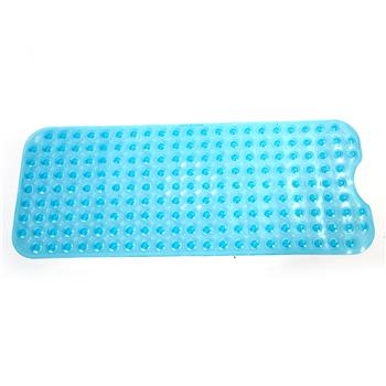 Bathroom Bathtub Non-slip Bath Mat 99*39cm Blue