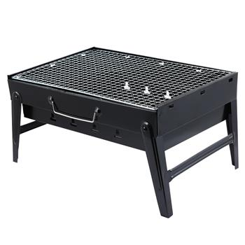Small Black Steel Grill