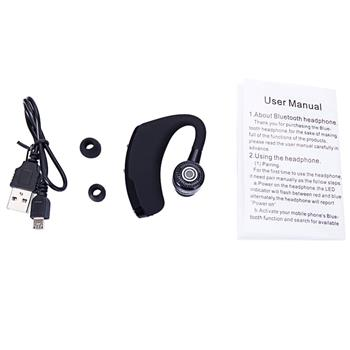 V9 Stereo Bluetooth Wireless Headset Earphone Voyager Legend Neutral Black