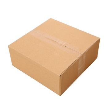 "100 Corrugated Paper Boxes 6x4x2""(15.2*10.2*5.1cm)Yellow"