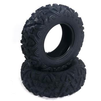 two of new 26*9-12  front tires 6PR P373 with warranty ATV utv TIRES  26*9-12