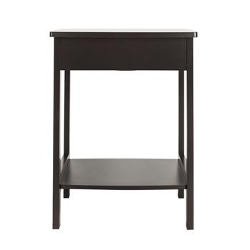 Coffee Side Table with Two Drawers ZT023 Coffee