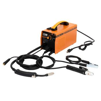 MIG/MMA-140Gas Shielded Welding Manual Arc Welding dual-Purpose Electric Welding Machine 110V U.S.Standard