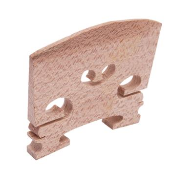 4/4 High Quality Maple Violin Bridge Wood-colored
