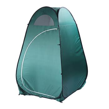 Portable Outdoor Pop-up Toilet Dressing Fitting Room Privacy Shelter Tent Army Green