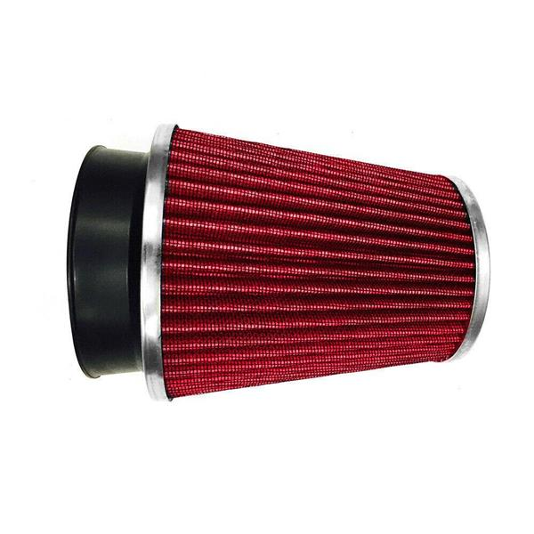 Cold Air Intake System for 1989-1993 Ford Mustang LX/GT 5.0L V8 Red